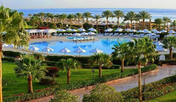 Baron Resort Hotel in Sharm El Sheikh, Egypt