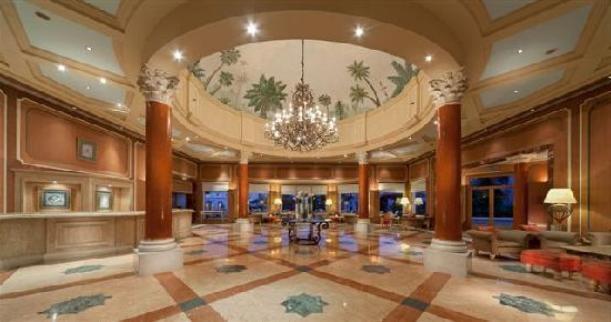 Iberotel Palace Hotel, Sharm el Sheikh, Egypt